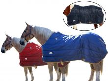 Derby Horse Stable Blanket 420D with 300G Insulation 210T Lining